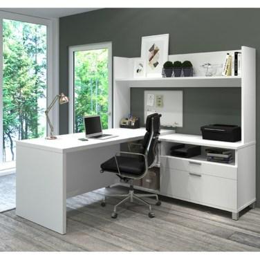 Futuristic L Shaped Desk Design Ideas 32