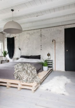 Modern And Stylish Scandinavian Bedroom Decoration Ideas 06