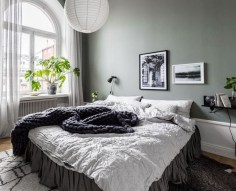 Modern And Stylish Scandinavian Bedroom Decoration Ideas 18