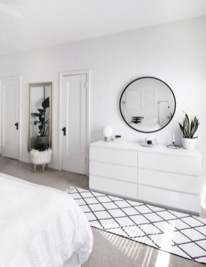 Modern And Stylish Scandinavian Bedroom Decoration Ideas 21