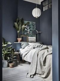 Modern And Stylish Scandinavian Bedroom Decoration Ideas 31