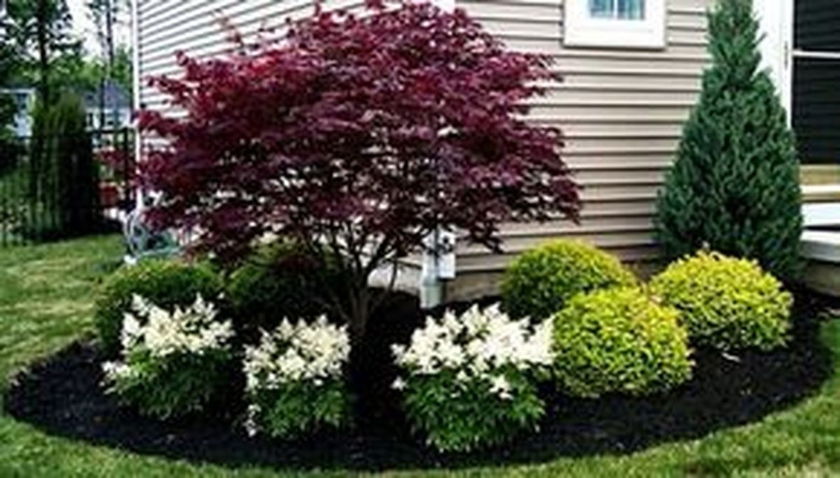 Relaxing Japanese Inspired Front Yard Decoration Ideas 01