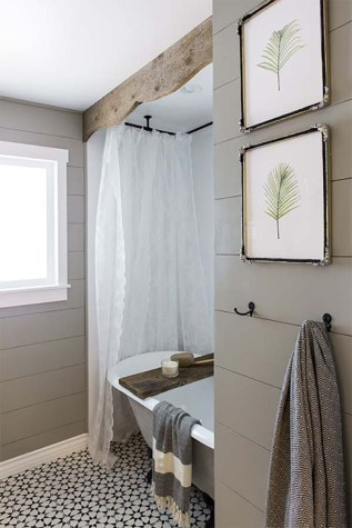 Simple And Cozy Wooden Bathroom Remodel Ideas 12