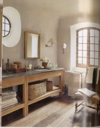 Simple And Cozy Wooden Bathroom Remodel Ideas 23