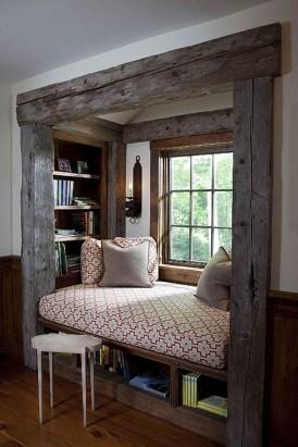 Simple And Cozy Wooden Bathroom Remodel Ideas 38