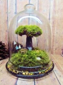 Totally Cool Magical Diy Fairy Garden Ideas 01