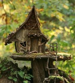 Totally Cool Magical Diy Fairy Garden Ideas 05