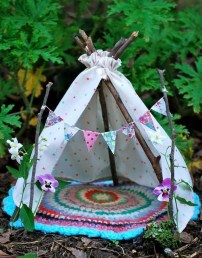 Totally Cool Magical Diy Fairy Garden Ideas 20