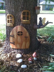 Totally Cool Magical Diy Fairy Garden Ideas 30