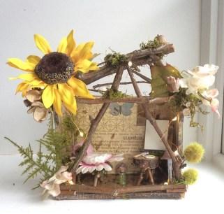 Totally Cool Magical Diy Fairy Garden Ideas 33