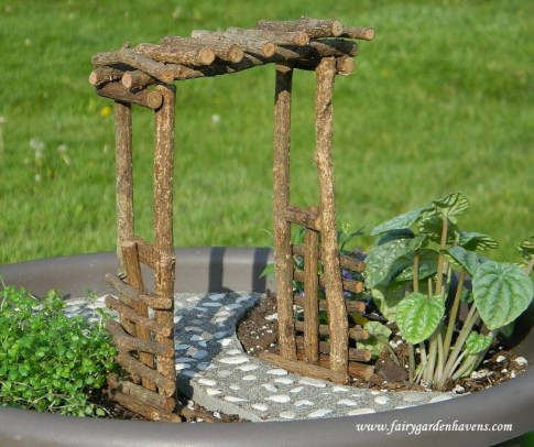 Totally Cool Magical Diy Fairy Garden Ideas 34
