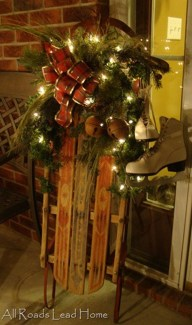 Vintage Christmas Decor Ideas For This Winter 01