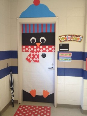 Adorable Winter Classroom Door Decoration Ideas 15