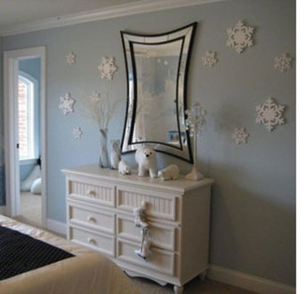 Awesome Winter Themed Bathroom Decoration Ideas 40