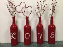 Beautiful And Creative DIY Valentine Decoration Ideas For Your Home 20