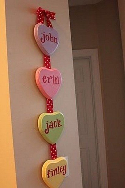 Beautiful And Creative DIY Valentine Decoration Ideas For Your Home 21