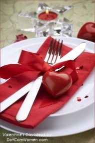 Cool And Cozy Red Valentines Day Decoration Ideas 32