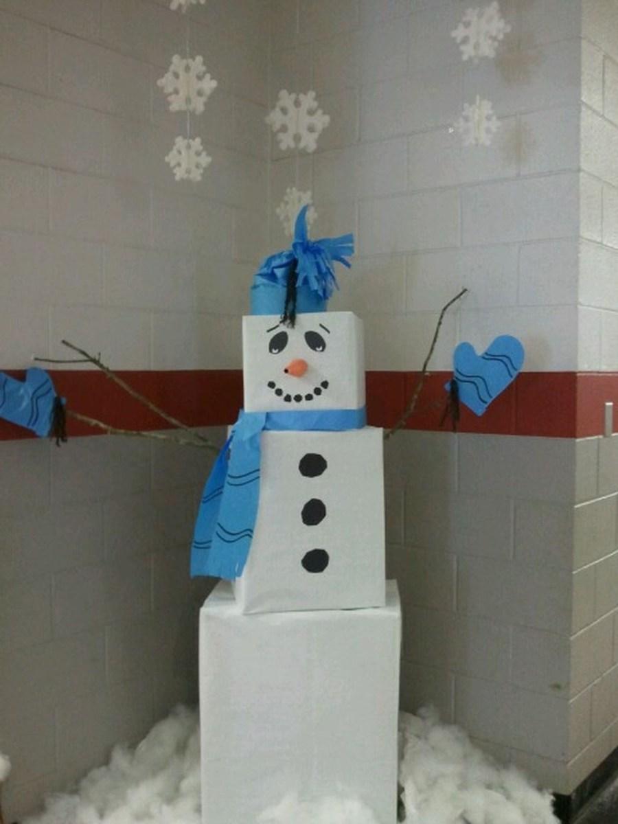 Cozy Winter Wonderland Decoration Ideas 06