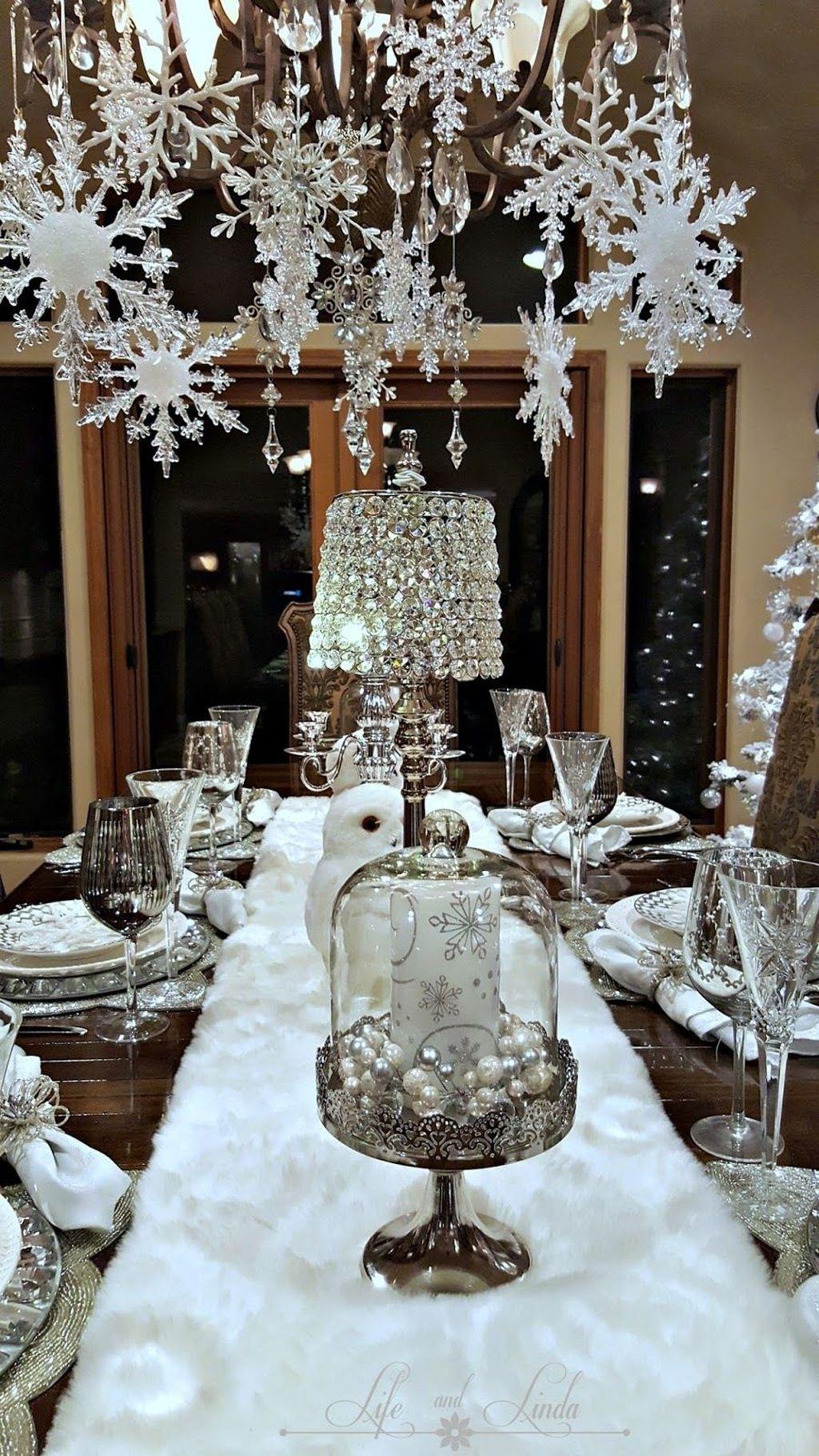 Cozy Winter Wonderland Decoration Ideas 38