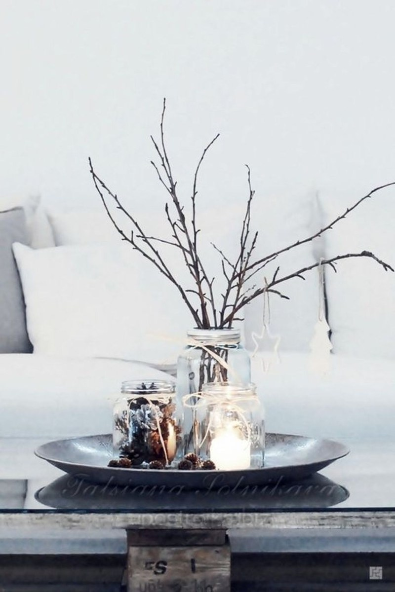 Creative Diy Room Decoration Ideas For Winter 27