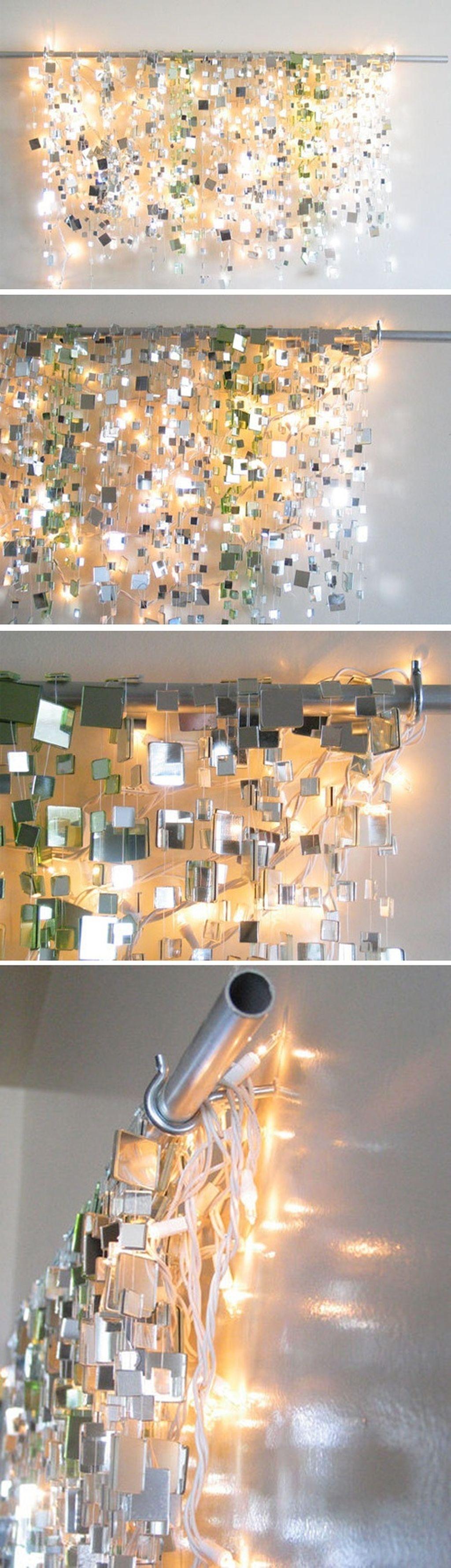 Creative Diy Room Decoration Ideas For Winter 34