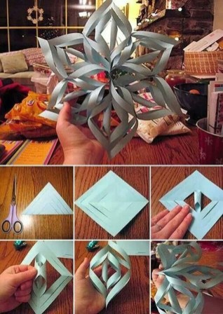 Creative Diy Room Decoration Ideas For Winter 38