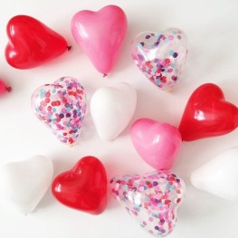 Cute Pink Valentines Day Decoration Ideas For Your Home 13