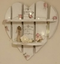 Cute Shabby Chic Valentines Decoration Ideas For Your Home 04