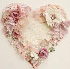 Cute Shabby Chic Valentines Decoration Ideas For Your Home 14