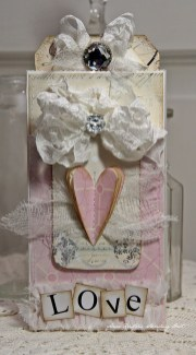 Cute Shabby Chic Valentines Decoration Ideas For Your Home 26