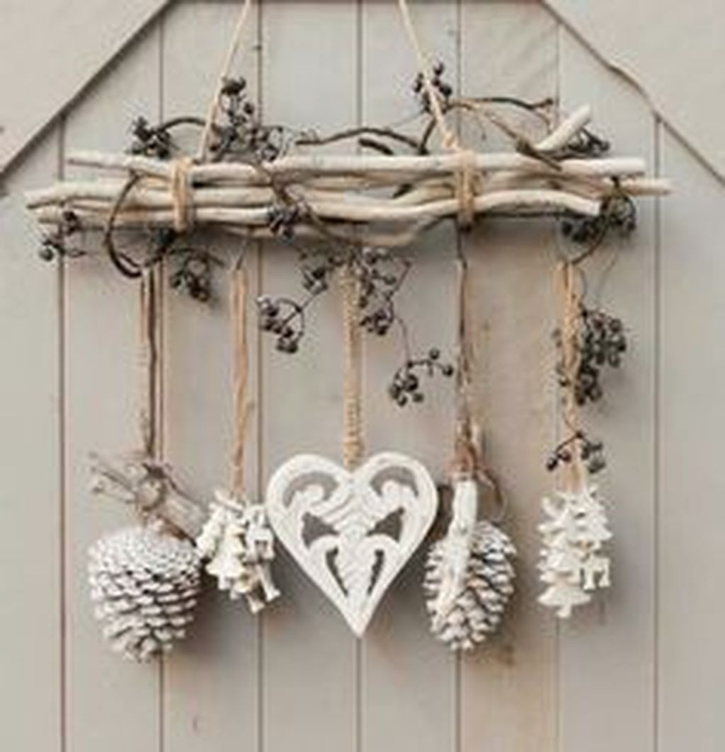 Cute Shabby Chic Valentines Decoration Ideas For Your Home 35
