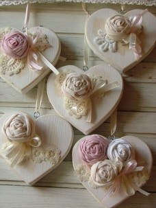 Cute Shabby Chic Valentines Decoration Ideas For Your Home 39