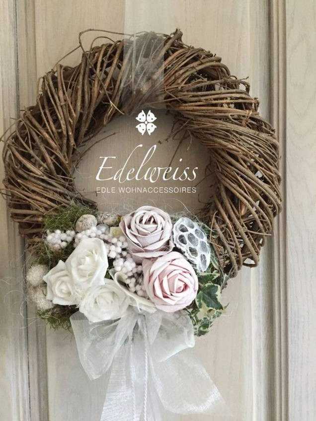 Cute Shabby Chic Valentines Decoration Ideas For Your Home 43