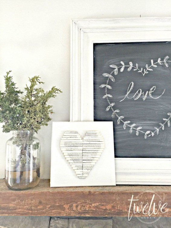Easy Valentines Decoration Ideas You Should Try For Your Home 46