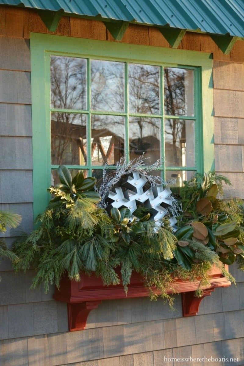 Fabulous Outdoor Winter Decoration Ideas 10