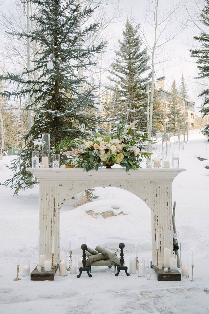 Fabulous Outdoor Winter Decoration Ideas 14