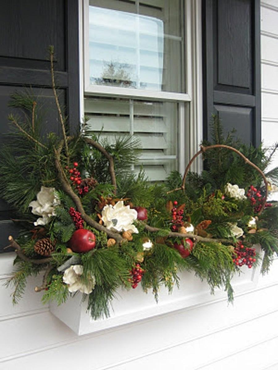 Fabulous Outdoor Winter Decoration Ideas 17