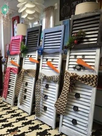 Fabulous Outdoor Winter Decoration Ideas 35