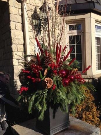 Fabulous Outdoor Winter Decoration Ideas 44