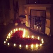 Inspiring Valentines Day Fireplace Decoration Ideas 16
