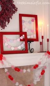 Inspiring Valentines Day Fireplace Decoration Ideas 24