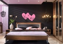 Romantic Valentines Bedroom Decoration Ideas 37
