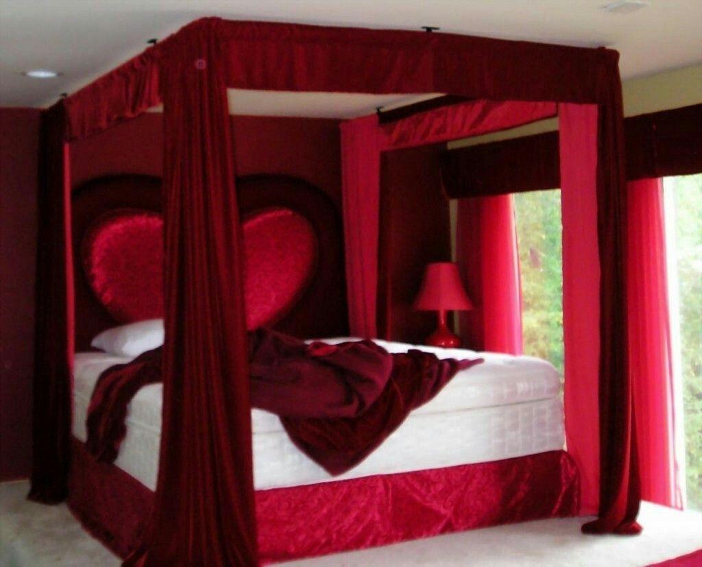 Romantic Valentines Bedroom Decoration Ideas 39