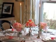 Romantic Valentines Day Dining Room Decoration Ideas 10