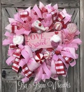 Totally Adorable Wreath Ideas For Valentines Day 03