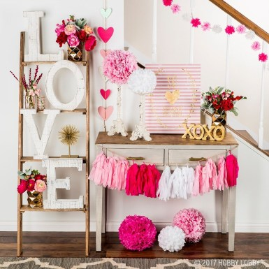 Totally Fun Valentines Day Party Decorations Ideas 06
