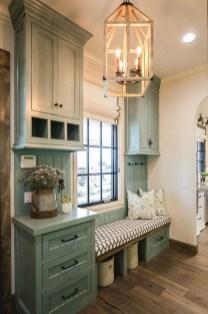 Amazing Farmhouse Entryway Mudroom Design Ideas 03
