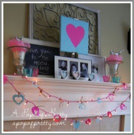Amazing Minimalist And Modern Valentine Decoration Ideas 09