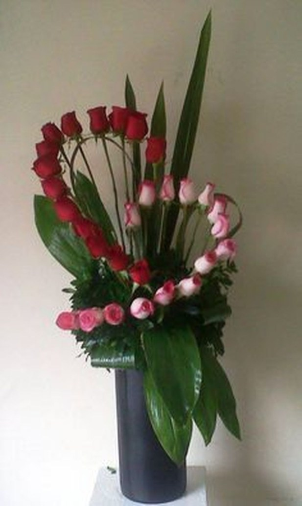 Amazing Minimalist And Modern Valentine Decoration Ideas 10