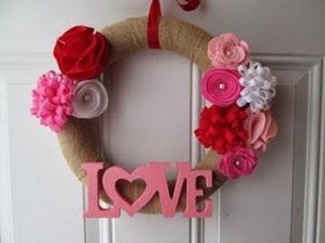 Amazing Minimalist And Modern Valentine Decoration Ideas 16